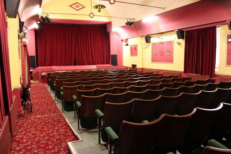 Dementia-Friendly Screening at The Rex