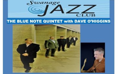 Swanage Jazz Club gig