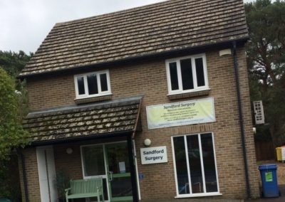 Friends of Sandford Surgery