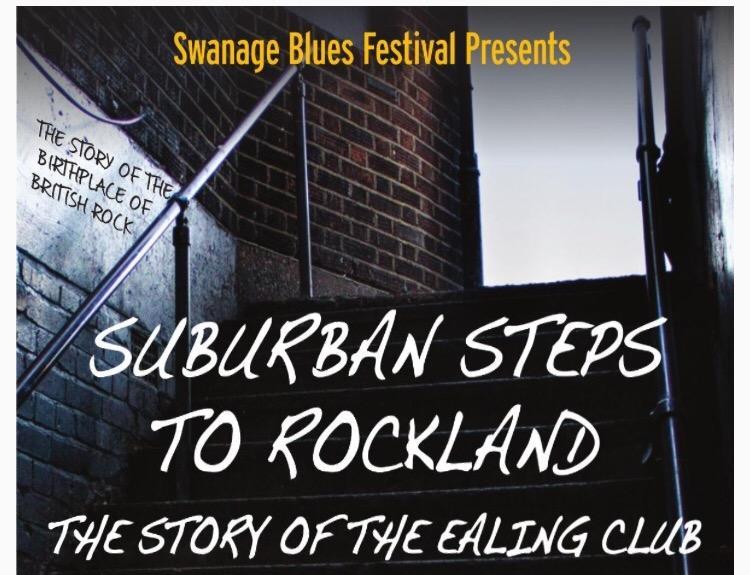 Blues Festival Film @ The Centre