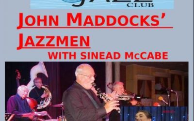 Swanage Jazz Club- John Maddocks' Jazzmen