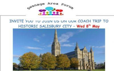 Salisbury Coach Trip
