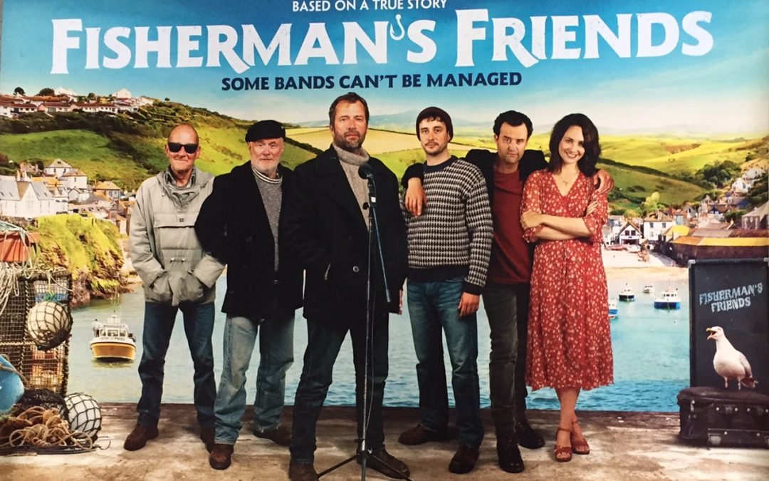 Herston Village Hall- Purbeck Film Festival – Fisherman's Friends